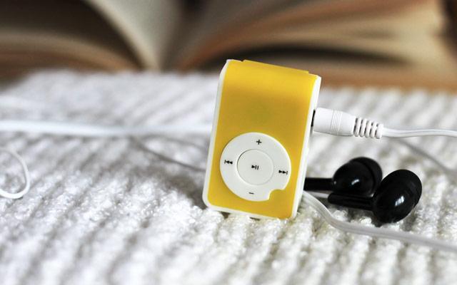 MP3 predvajalnik
