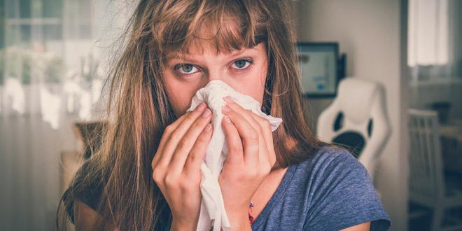Alergija na hišni prah