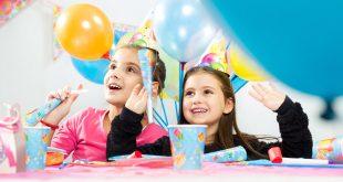 Praznovanje rojstnega dne za otroke