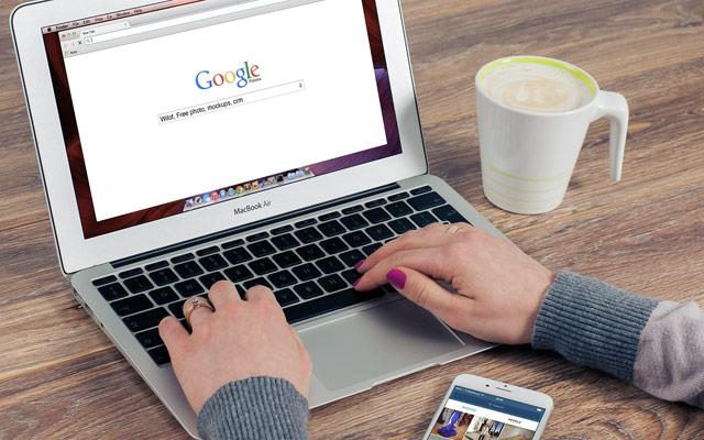 Spletni iskalnik Google