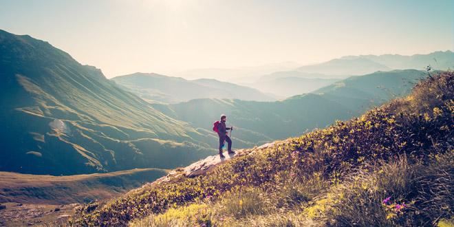 Razlogi za planinarjenje