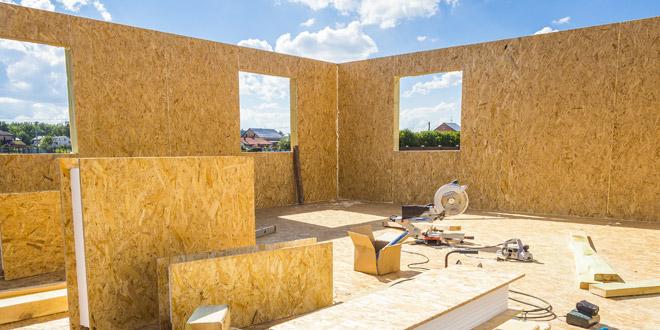 Kako poteka gradnja montažne hiše?