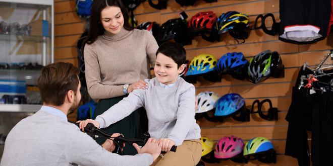 Kako izbrati kolo za otroka?