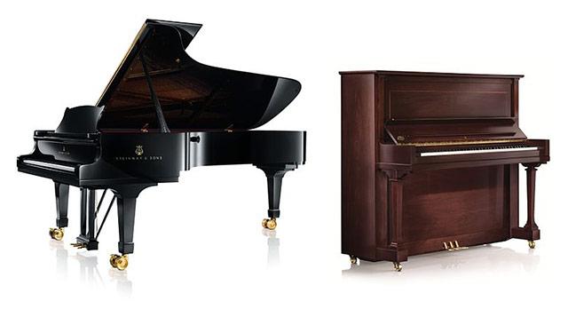 Klavir in pianino