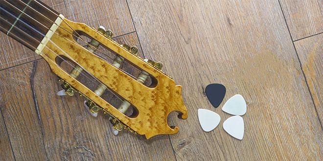 Trzalice za kitaro: popoln vodič za izbiro