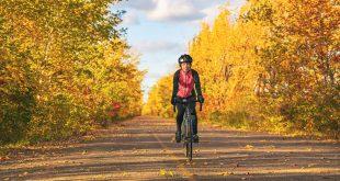 Jesensko kolesarjenje